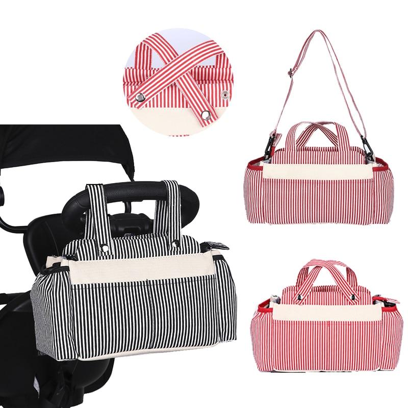 Stroller Bags Pram Stroller Organizer Baby Stroller Accessories Stroller Cup Holder Cover Trolley Organizer Baby Accessories