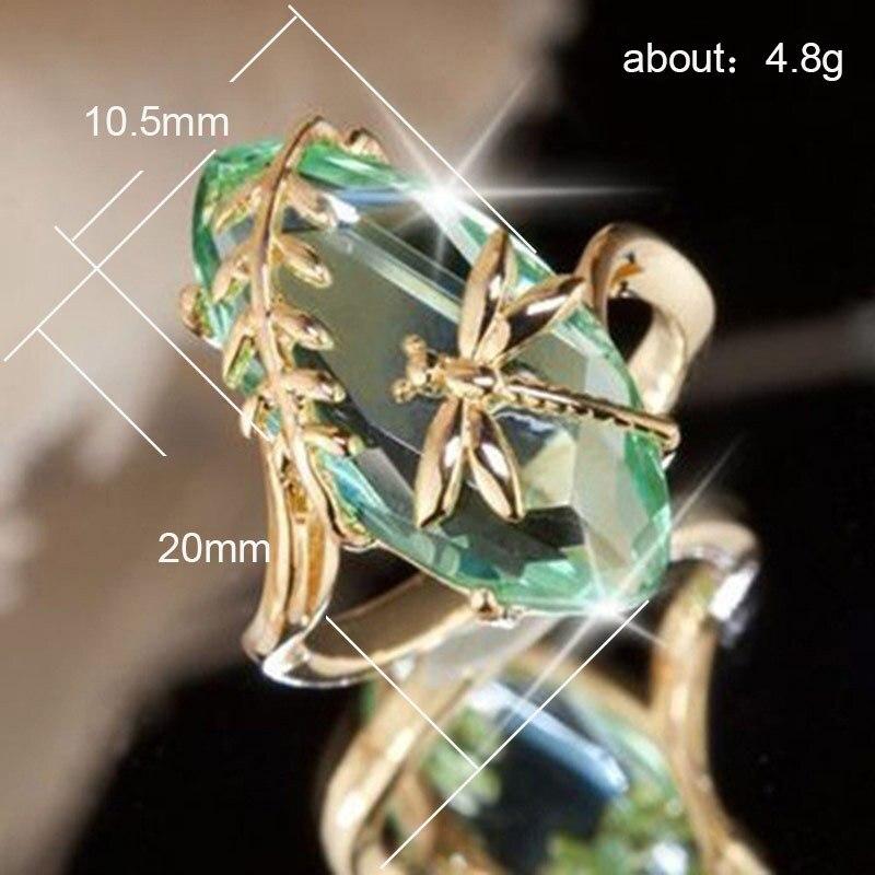 Кольца для женщин серебряное кольцо настроение пара бижутерия оливковый зеленый цирконий мужское рубиновое кольцо кольца с бирюзой нержавеющая сталь B2521