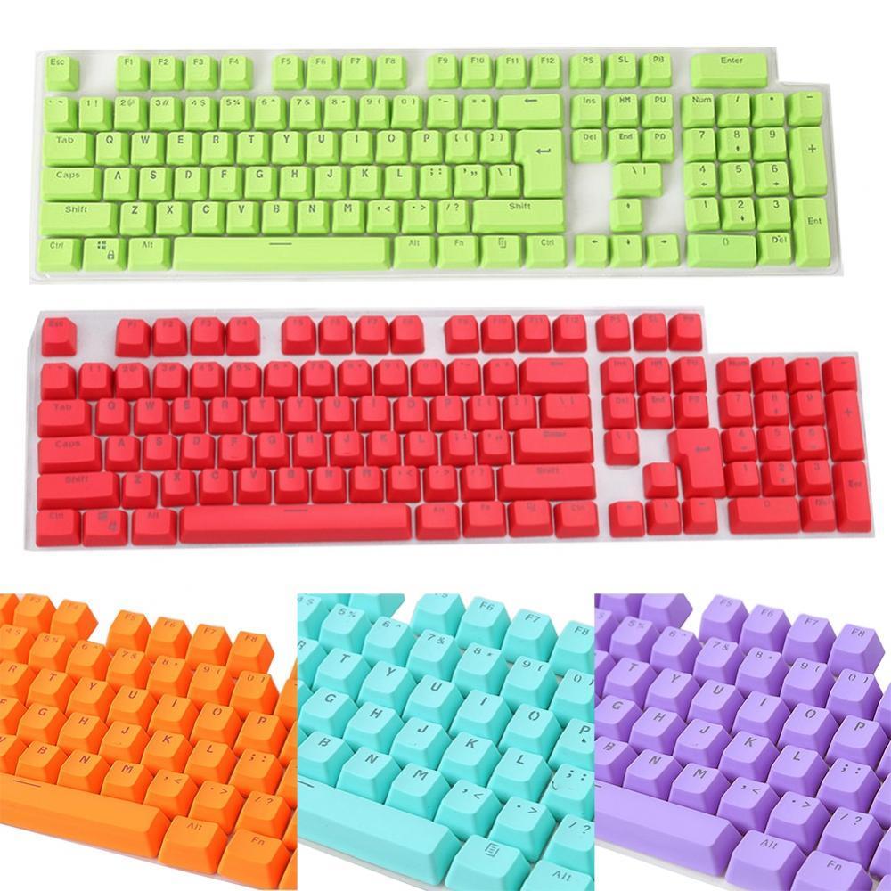 Сменные колпачки для механической клавиатуры Bluelans 106 клавиш PBT