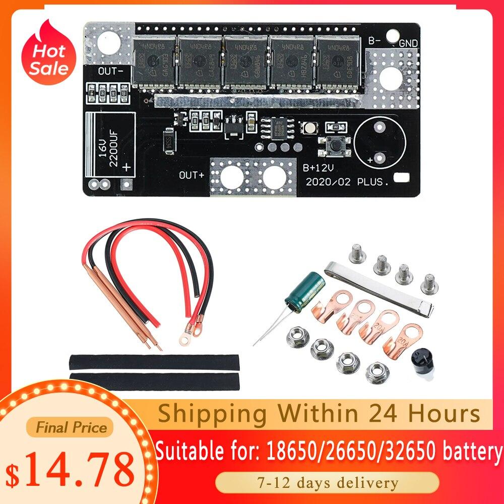 12V DIY Portable Spot Welding Machine Battery Storage PCB Circuit Board Welding Device Spot Welders for 18650 26650