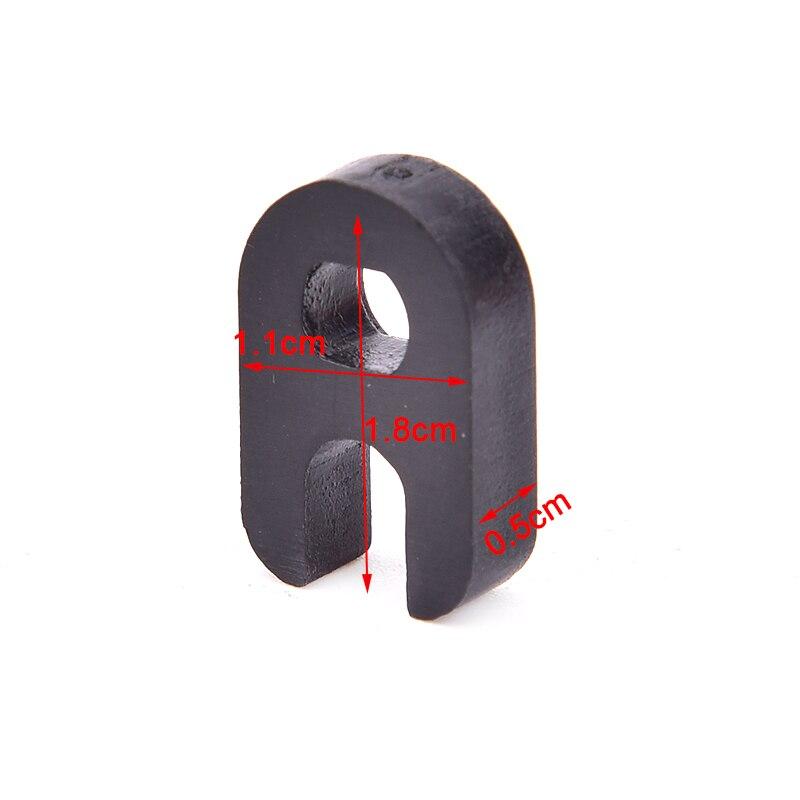 12 Uds para válvula Presta 1,8 cm x 1,1 cm x 0,5 cm de válvula de bicicleta removedor de herramienta de reparación de Kit de eliminación de llave llaves