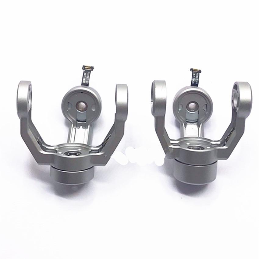 Original DJI Mavic 2 Zoom/Pro Camera Gimbal Roll Arm Holder bracket +YR Motor Spare repair Parts accessories Replacement USED