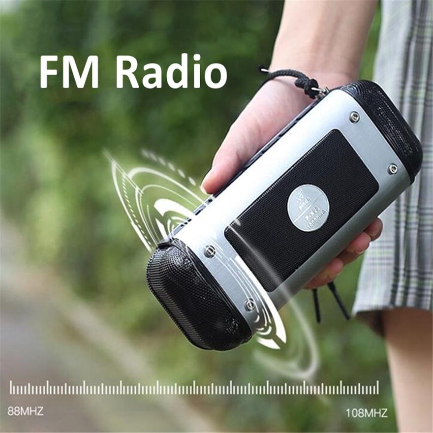 Bicycle Speaker 20W Radio Fm Bluetooth Hifi Stereo Bass Waterproof Usb  Outdoor Speakers 2.1 Subwoofer Soundbar Music Box enlarge