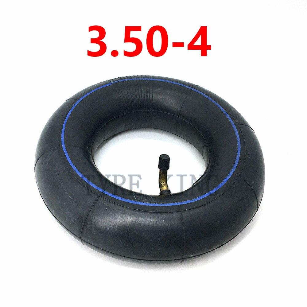 Alta qualidade 3.50-4 tubo interno. 350-4 tubo interno de borracha butílica para acessórios elétricos do trotinette