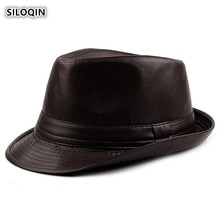 SILOQIN  2019 Autumn And Winter Trend New Cortex Fedoras  Simple Leisure Tourism Mountaineering Fash