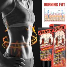 Fat Burning Cream Fitness Shaping Body Slimming Cream Legs Belly Waist Effective Fat Burning Weight