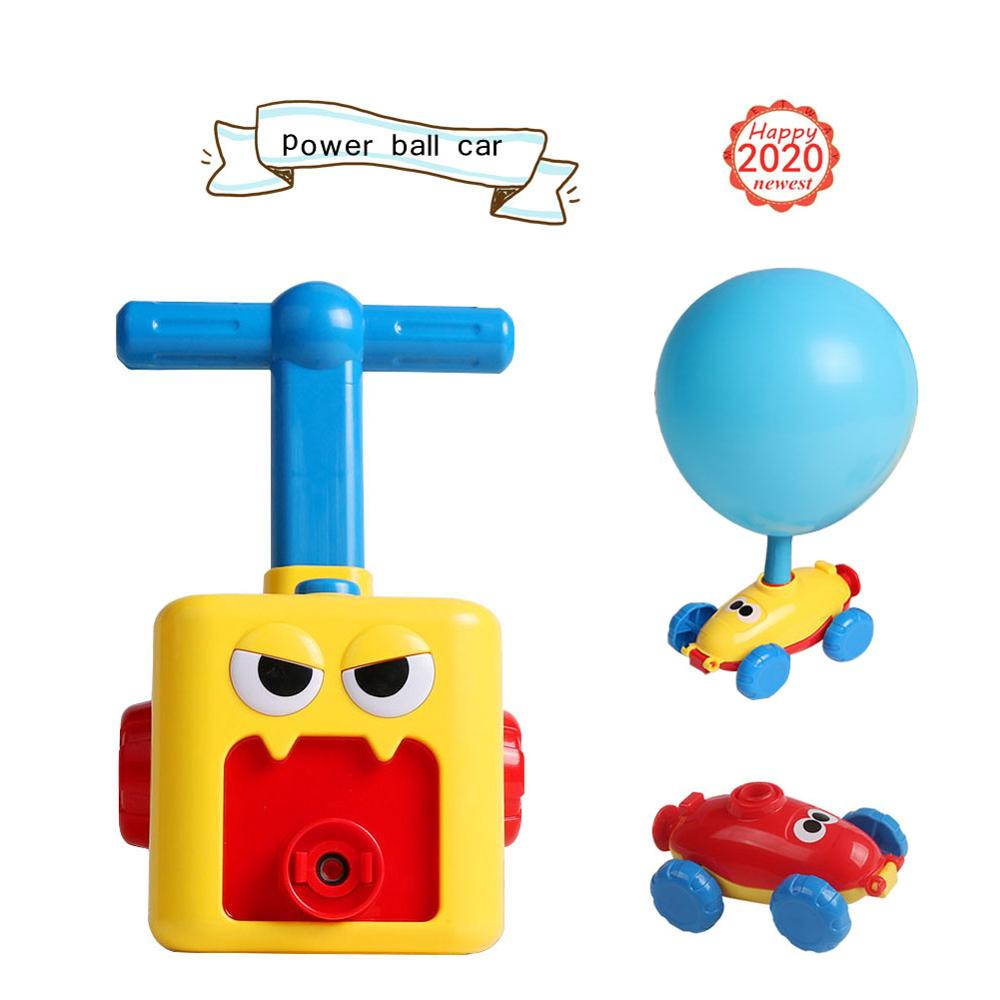 Инерционная мощность воздушный шар автомобиль надувные шарики насос ручной нажимной мини пластиковый насос воздушный насос Мощность игру...
