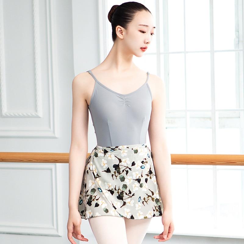 Балетное трико для женщин, топ, Купальник для взрослых, трико балерины, Одежда для танцев, женская танцевальная юбка, танцы гимнастика