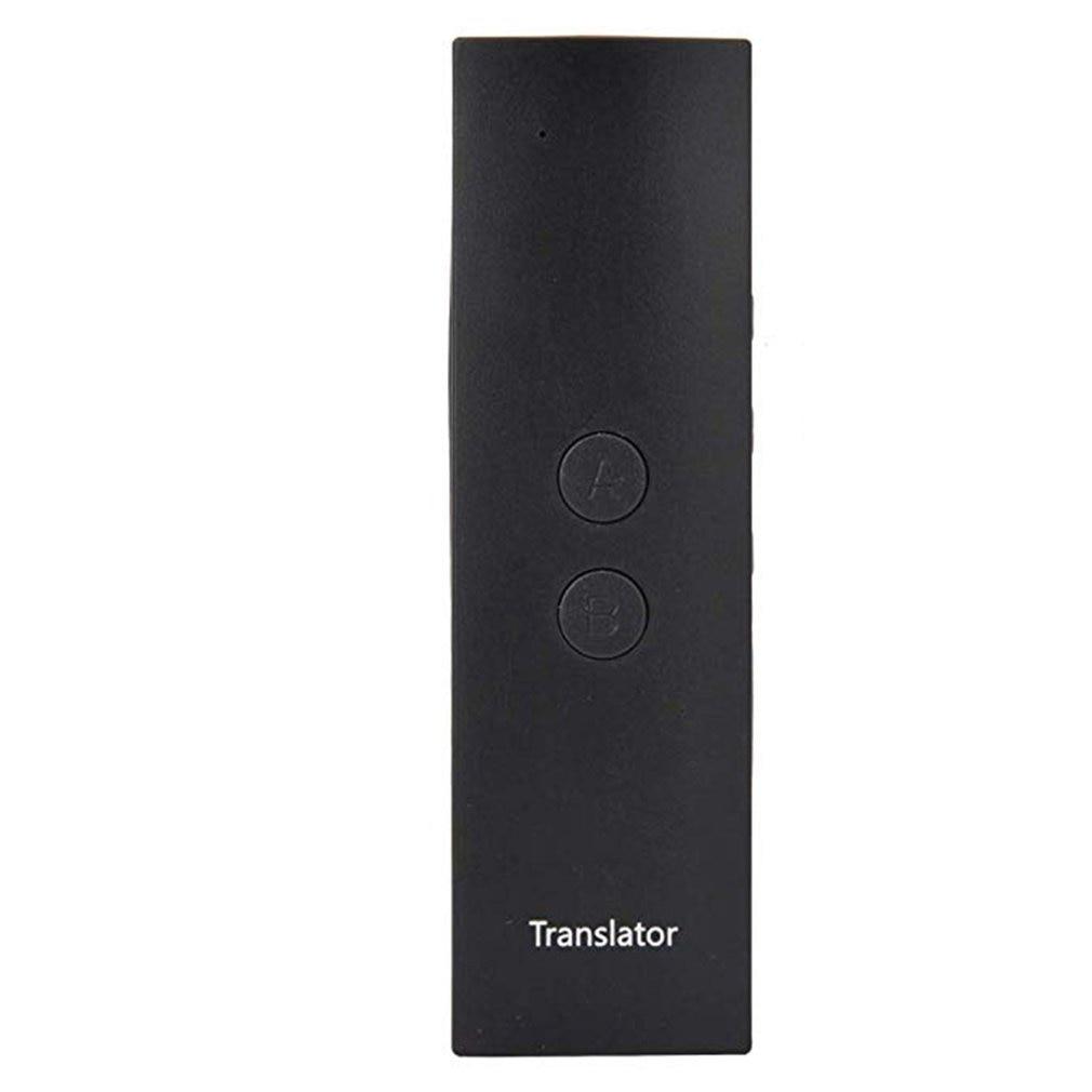 T6 traductor inteligente, barra de traducción, conmutación multilingüe, traductor de interpretación simultánea