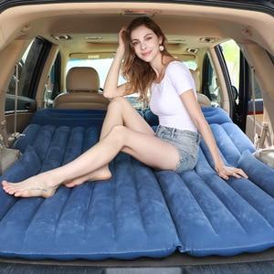 Car air bed car SUV rear mattress air bed travel bed car supplies air bed