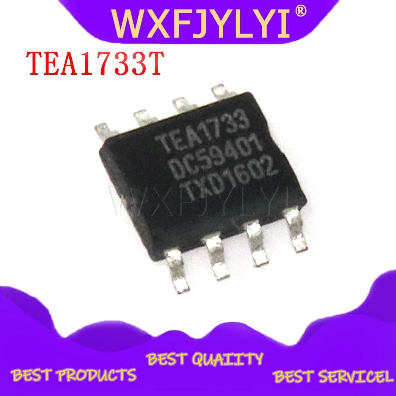 10PCS TEA1733T TEA1733 SOP-8 LCD de chip EA1733 EA1733L