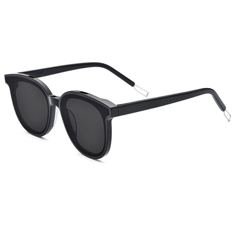 إطار أسود/أخضر 2021 نظارات شمسية للقيادة للسيدات UV400 تأتي مع صندوق ، حافظة