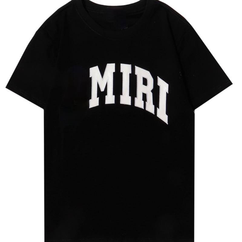 Camiseta de manga corta de algodón para hombre y mujer de ropa...