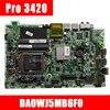 08VR3N 8VR3N Dell Latitude E6420 PAL50 LA-6594P QM67