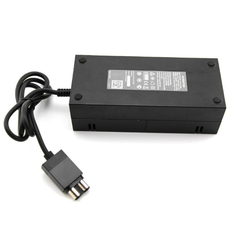 Cable de alimentación del Cable del cargador del ladrillo del adaptador de CA para el enchufe de los EEUU de la consola de X Box One