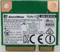 SSEA AzureWave RTL8821AE AW-CB161H AW-CB161N 433Mbps 802.11AC Half Mini PCIe WLAN WIFI BlueTooth4.0 Wirsless Card