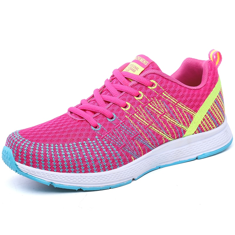 2020 Sneakers Women Light Weight Running Shoes For Women Soles Breathable zapatos de mujer High Qual