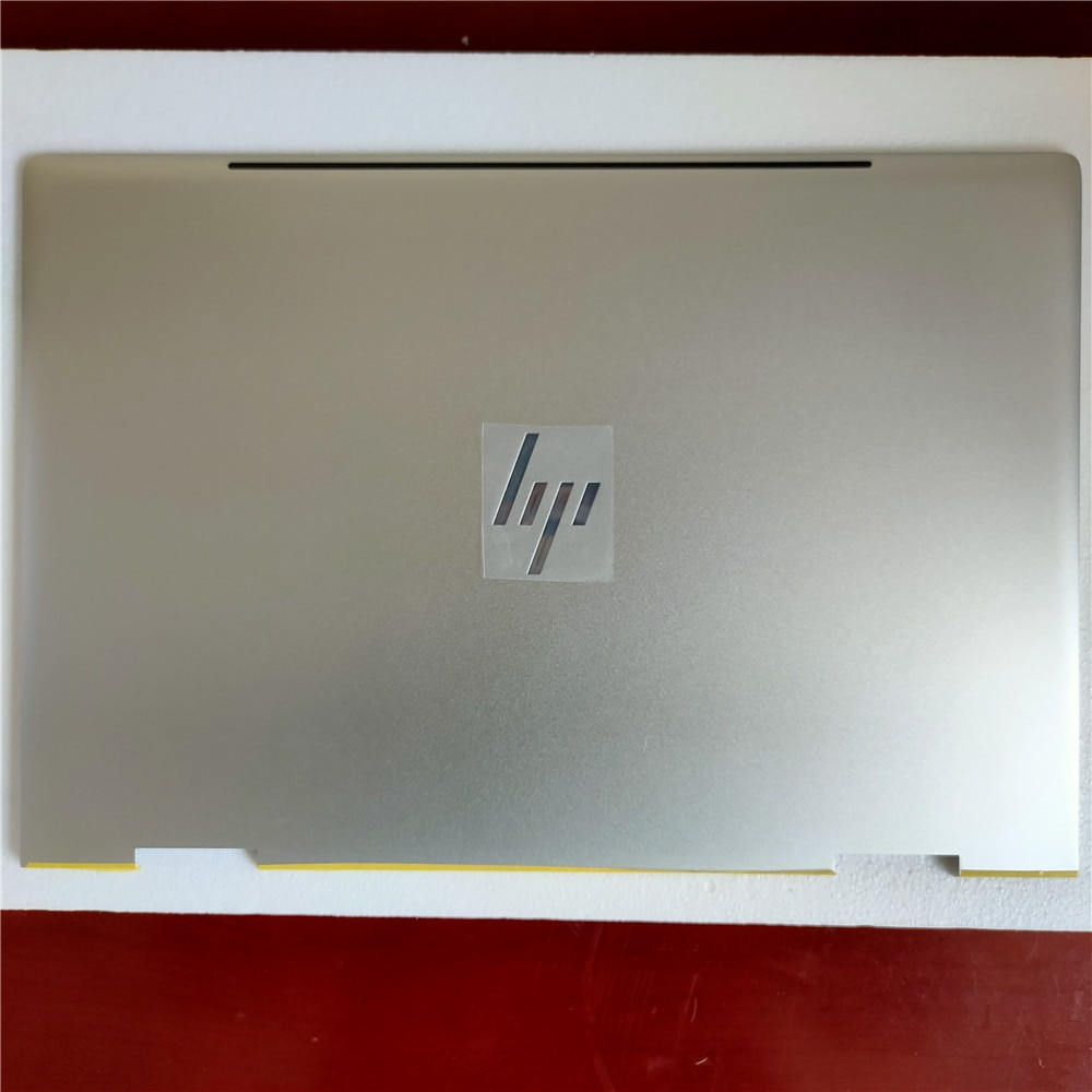 غطاء خلفي LCD لـ HP ENVY X360 15-BP 15M-BP 15M-BQ 15M-BP 15-bp106na ، غطاء خلفي فضي ، 924344-001 4600BX0G000