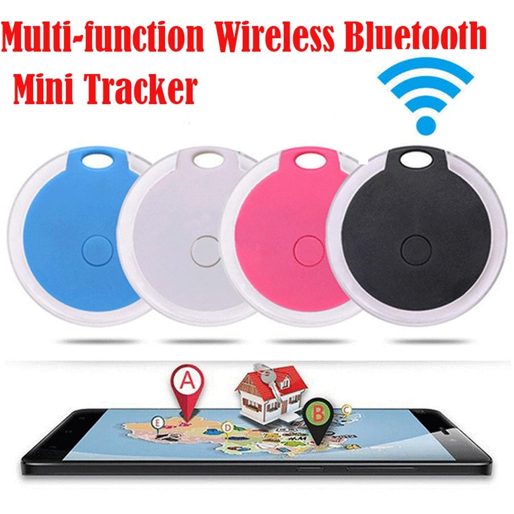 Smart Mini Bluetooth GPS Tracking Device Waterproof for Pets Keys Bag Kids -Drop