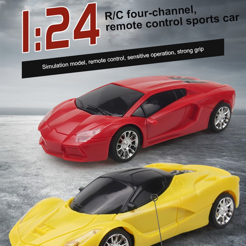 1:24 RC Car Updated Version Radio Control RC Car Toys Remote Control Car Trucks Off-Road Trucks Boys Toys For Children enlarge