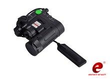Element DBAL-D2 Green Laser Led Torch Airsoft Tactical Flashlight Weapon Light EX454 Softair IR Laser Hunting Flashlight