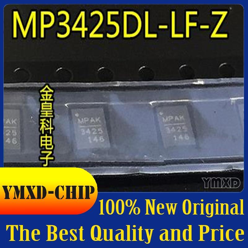 10 pçs/lote novo original MP3425DL-LF-Z mp3425dl mp3425 qfn14 pacote grande quantidade e excelente preço em estoque