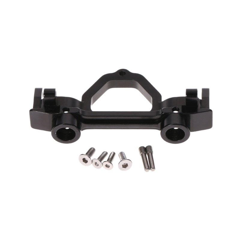 Metal Front & Rear Bumper Mount For 1/10 Axial Scx10 Crawler SCX0026 90022 90035 R7RB enlarge