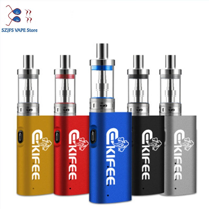 SUBTWO AK-007 40W Vapor Kit with  510 Thread 2ml Atomizer Target Pro VTC tank mod  vs LED display Electronic Cigarette Kit n95