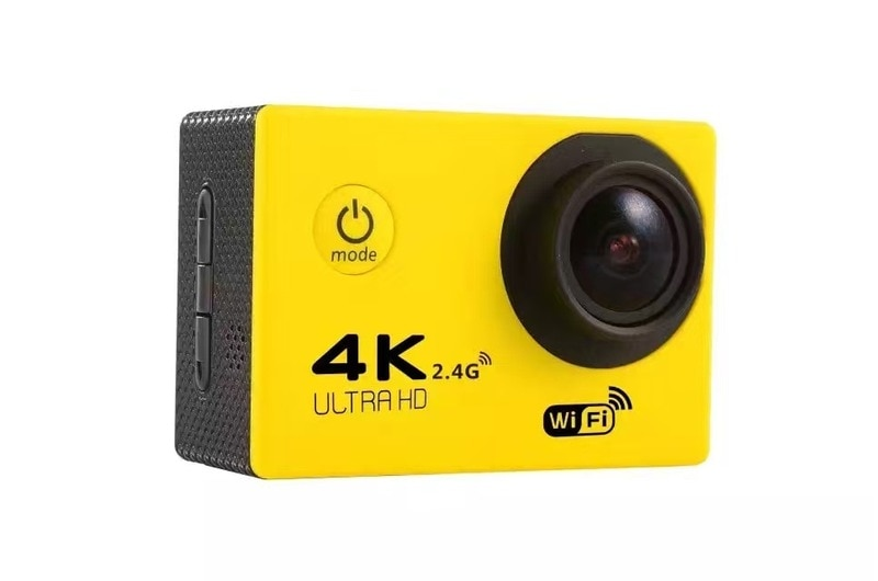 Ultra HD 4K WiFi Action Camera 12MP 2.0 Inch 30M Go Waterproof Pro 170D Helmet Bicycle Video Recording Camera Sports Cameras enlarge