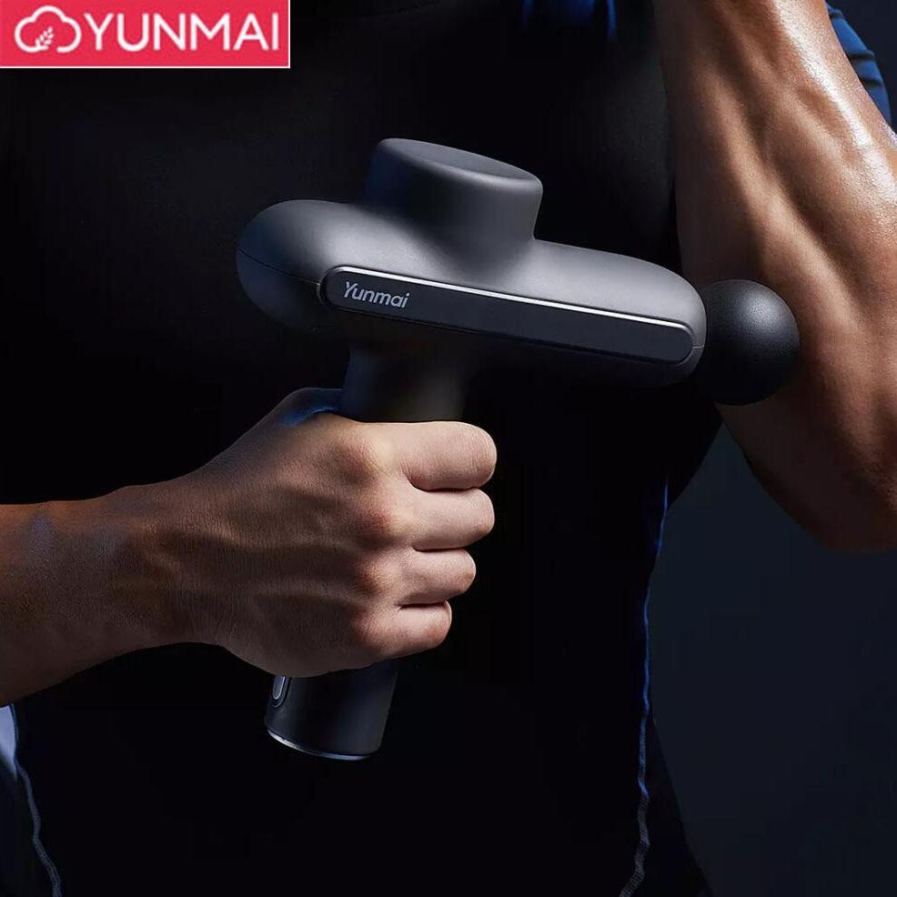 Yunmai massageador muscular elétrico, massageador corporal sem fio para relaxamento profundo, terapia de massagem corporal