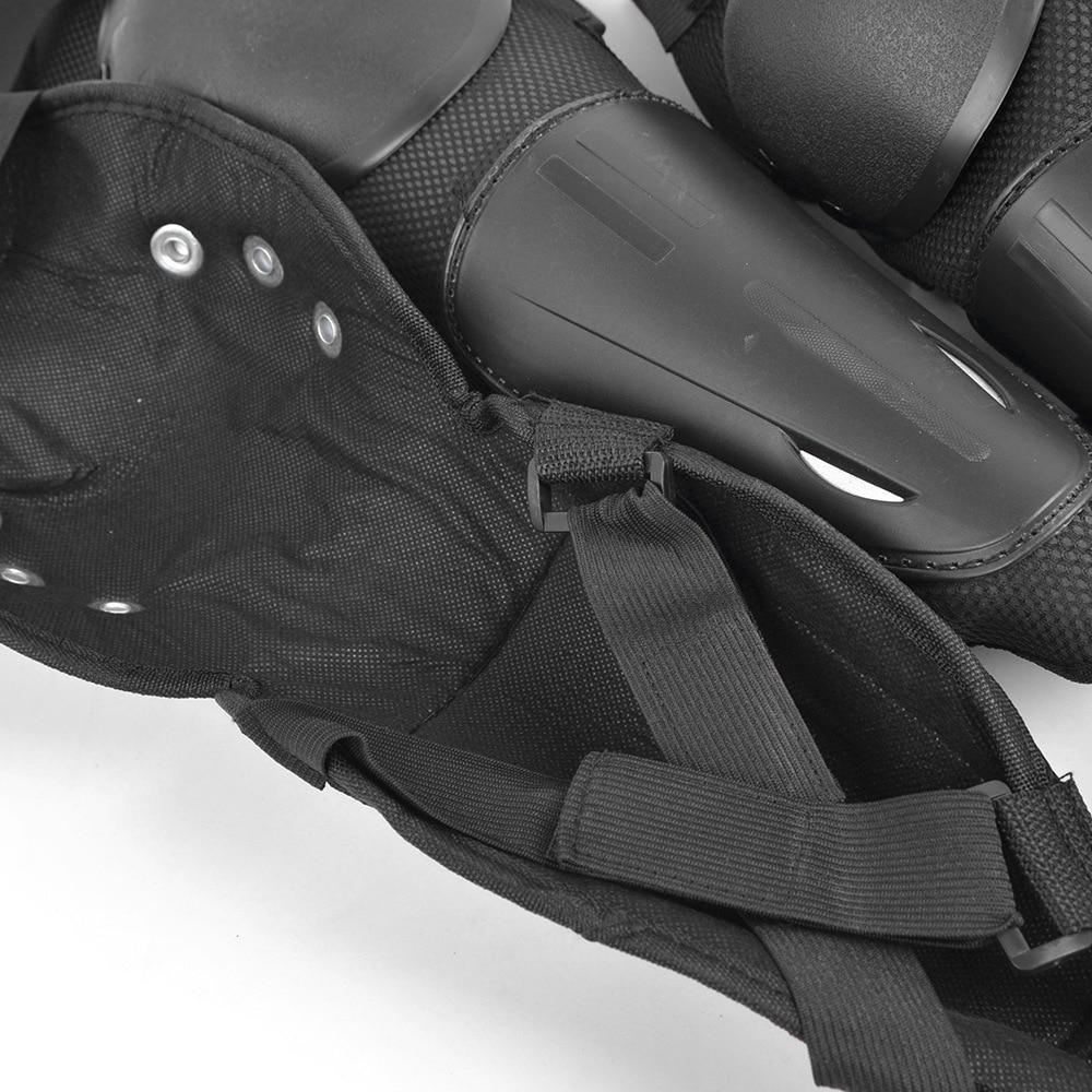 Motorcycle Knee Protector Guards Racing Motocross Knee Elbow Pads Kit Moto Protection Motorcycle Knee Pads Equipment enlarge