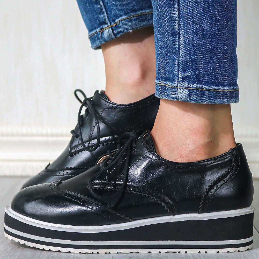 Marca Sarairis, nuevo en oferta, talla grande 43, cordones de zapatos de moda para ocio, zapatillas informales, zapatos planos para mujer