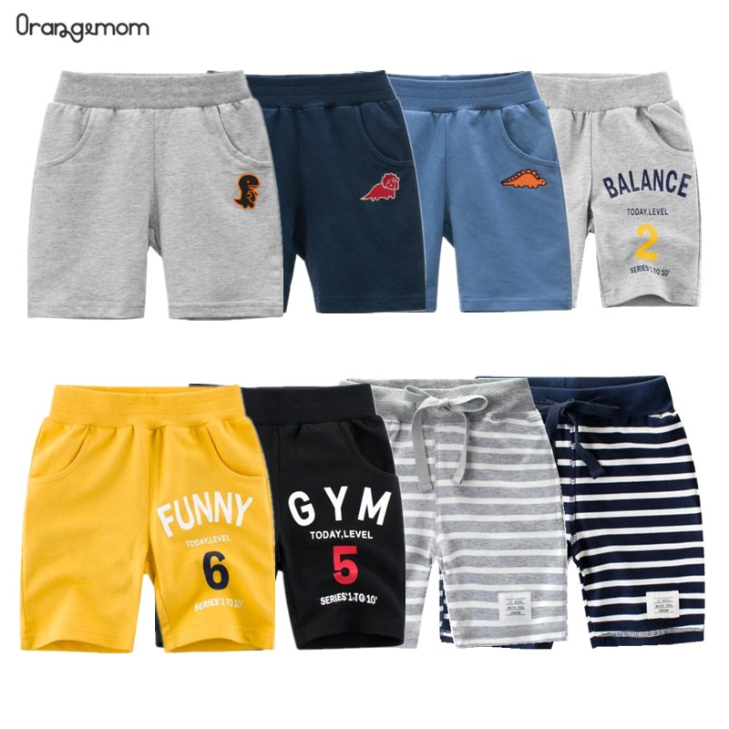 2021 New Fashion Summer Children Shorts Cotton For Boys Short Toddler Panties Kids Beach Short Casua