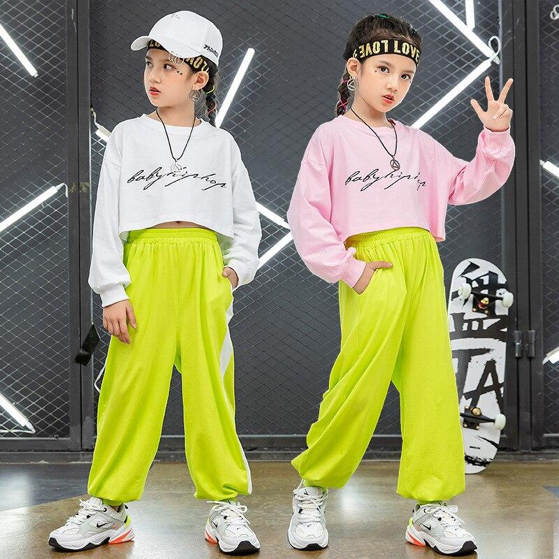 Ropa de hip-hop párr niño sudaderas y pantalones cortos y camisetas de...