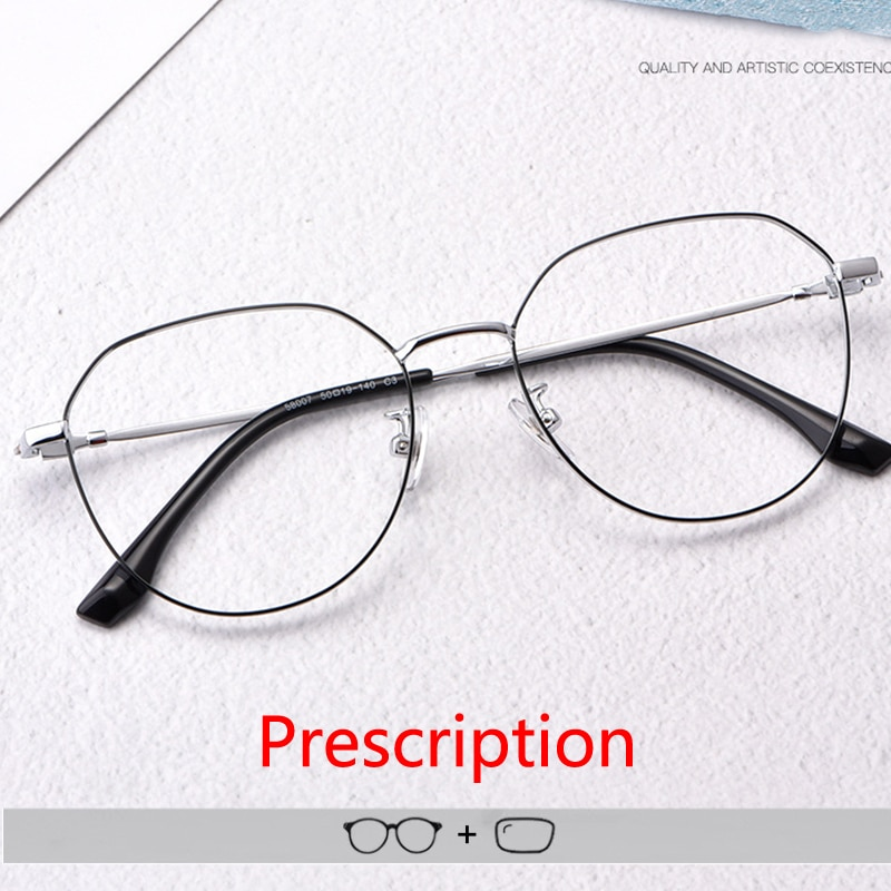 Prescription Glasses Men Women Myopia Glasses Custom Photochromic Progressive Multifocal Reading Gla