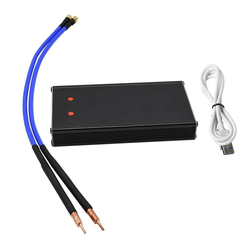 Diy Spot Lasser Mini Puntlassen Machine Met Quick Release Pen 18650 Lithium Batterij Plaat Puntlassen