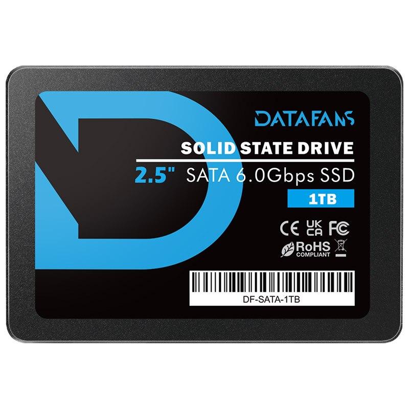 1TB SSD 3D Cache Performance SATA III 2.5