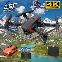 2021 Новый Дрон K9 4K HD камера 360 градусов Безголовый режим Tumbling одна кнопка возврат домой мини складной Квадрокоптер Радиоуправляемый вертолет...