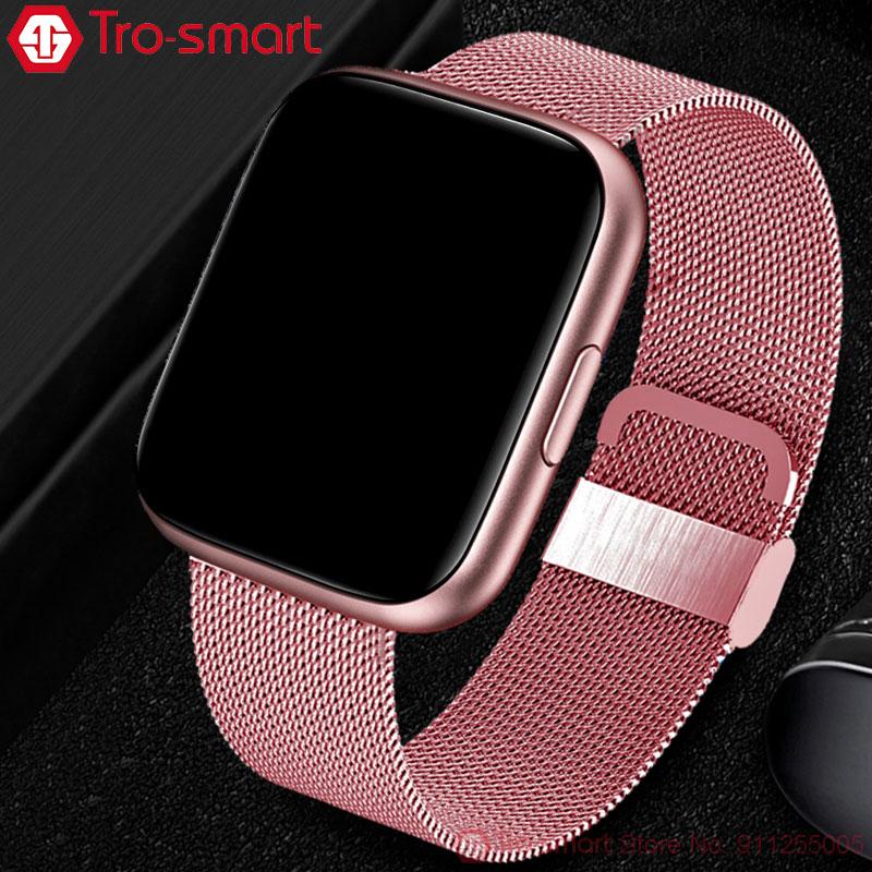 New Smart Watch Women Men Smartwatch Electronics Smart Clock For Android IOS Fitness Tracker Sport S