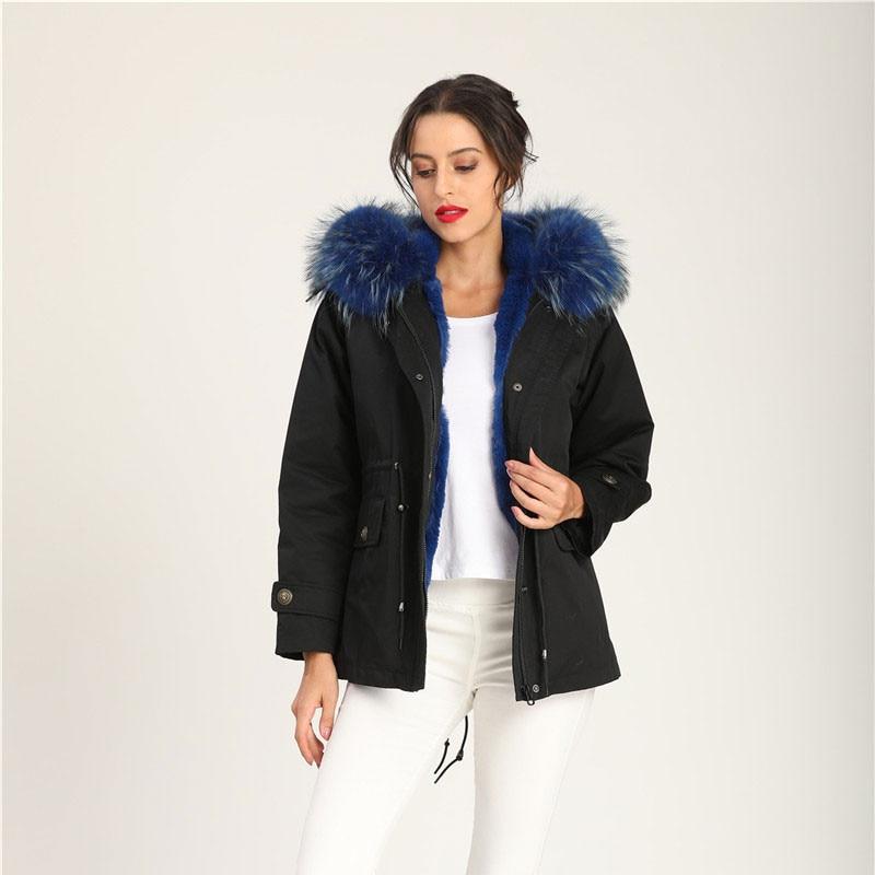 Blue Color Ropa De Hombre Casual Black Loose Design Adjustable Waist Ski Clothes enlarge