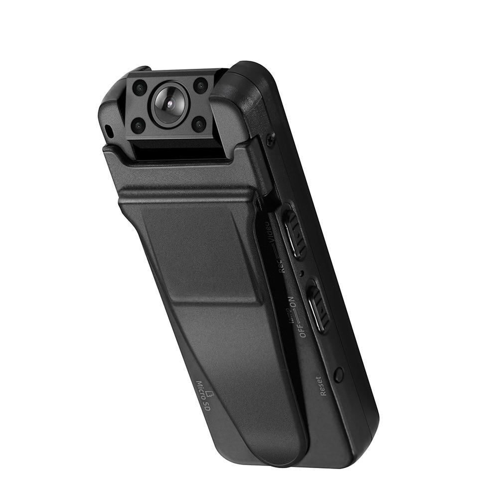 A8Z Mini DVR Small DV Camcorder Camara Wearable Mini Digital Body Camera Motion Detection Loop Recor