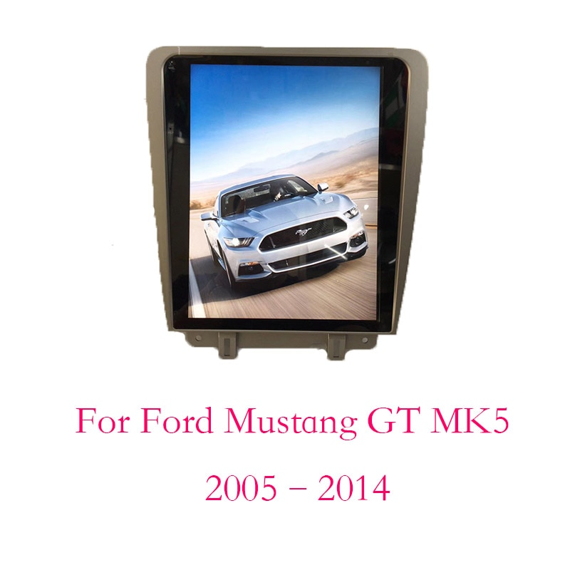 Auto Multimedia GPS Audio Radio Stereo Für Ford Mustang GT MK5 2005 ~ 2014 Navigation NAVI