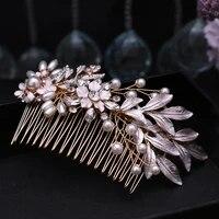 bride hair accessories wedding tiara bridal headpiece hair jewel wedding headwear bride hair pieces women hair tiara bridal comb