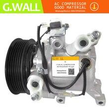 For SV07C AC Compressor Toyota Passo 1.0 1.3 Daihatsu Terios JUSTY 07 Car Air Conditioner 4472803150 88320B1020 4472605820
