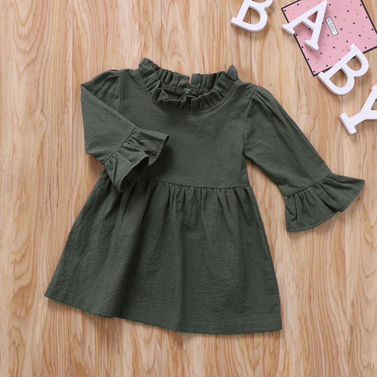 Одежда для маленьких девочек платье с оборками для маленьких девочек летнее праздничное платье пышный сарафан принцессы