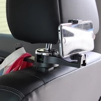 universal car bracket multifunction car back seat cell phone holder car seat back hook automobiles car accessories interior