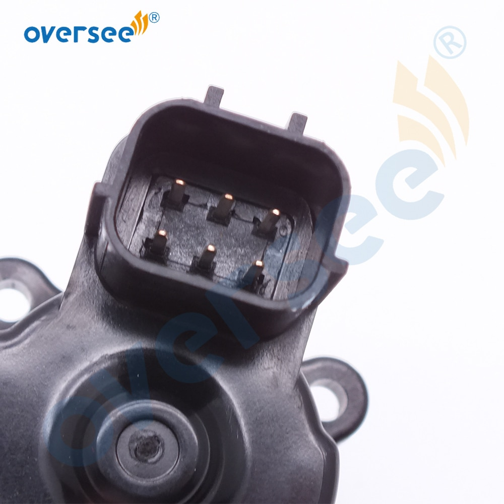 OVERSEE 18137-93J00 IAC Valve For Suzuki Outboard Motor 4T DF150 175 200 250 1813793J00 18137-93J01 Boat Parts enlarge