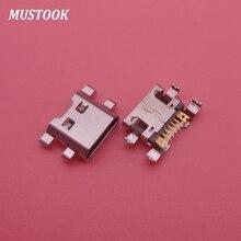 5 pièces alimentation cc USB Micro prise de charge prise connecteur pour LG G3 LS885 SU640 LU6200 E980 P999 P990 P920