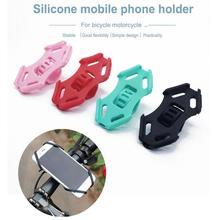 Vtt vélo support de téléphone vélo Mobile support de téléphone portable moto Suporte celulaire pour iPhone Samsung Xiaomi Gsm Houder universel