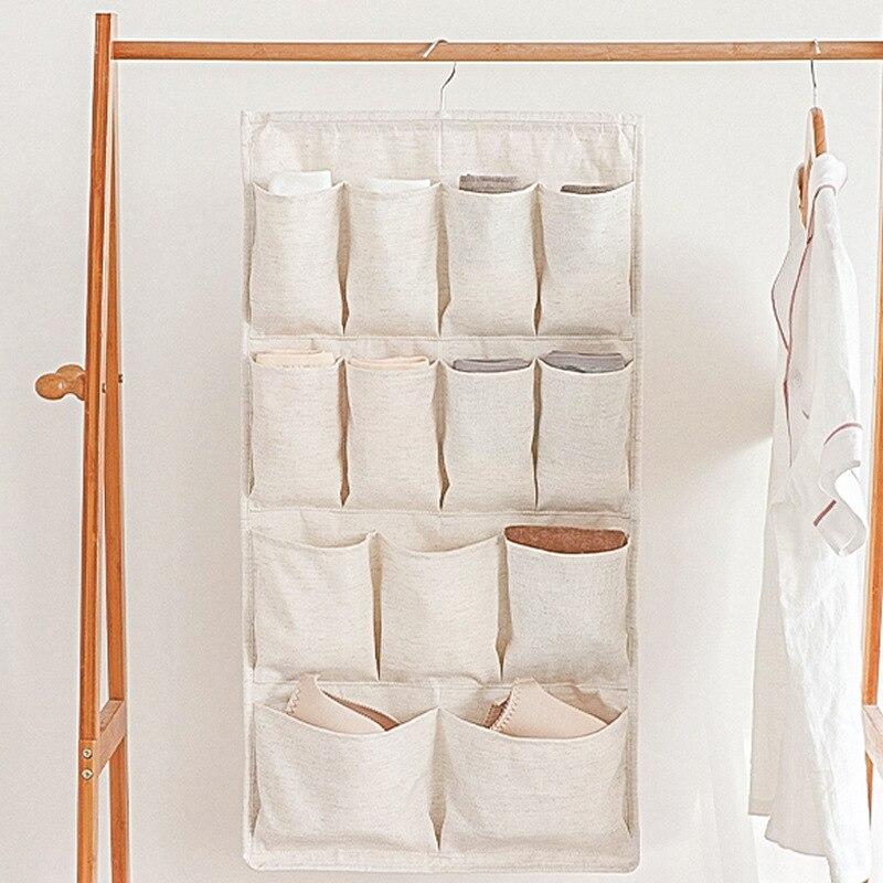 3Pce/مجموعة معلقة في خزانة تخزين حقيبة للحمل ل سراويل داخلية الجوارب الملابس فرز حقيبة للحمل s